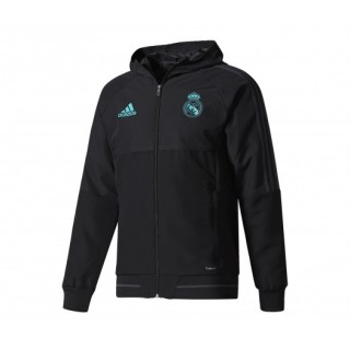 Veste Présentation adidas Real Madrid Noir