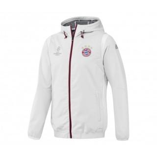 Veste Présentation adidas UCL Bayern Munich Blanc