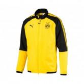 Veste Puma Borussia Dortmund Jaune