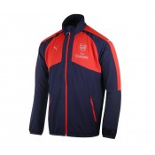 Veste Puma Performance Arsenal Bleu et Rouge