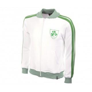Veste Retro Irlande 1974 Blanc