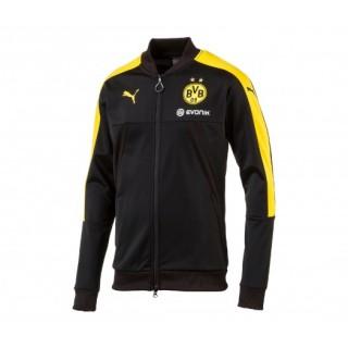 Veste Stadium Puma Borussia Dortmund Noir