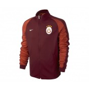 Veste Zip Nike Authentic Galatasaray Rouge