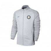Veste Zip Nike Authentic Inter Milan Gris