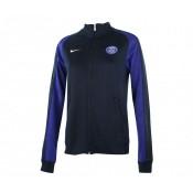 Veste Zip Nike Authentic Paris Saint-Germain Bleu Femme