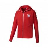 Veste à Capuche Anthem Z.N.E. Bayern Munich Rouge