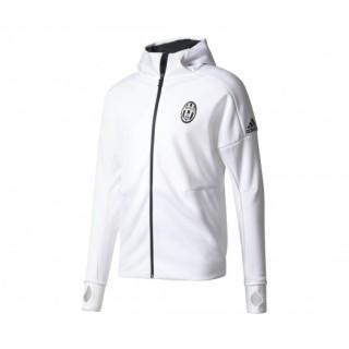 Veste à Capuche Anthem Z.N.E. Juventus Blanc