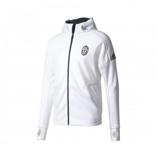 Veste à Capuche Anthem Z.N.E. Juventus Blanc à Petit Prix