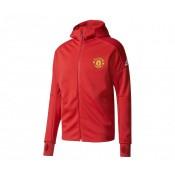 Veste à Capuche Anthem Z.N.E Manchester United Rouge