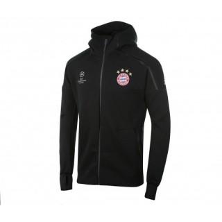 Veste à capuche Anthem Z.N.E. Bayern Munich UCL Noir Remise Lyon