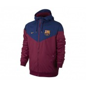 Veste à capuche Nike FC Barcelone Rouge