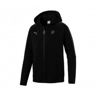 Veste à capuche Puma Arsenal Noir