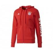 Veste à capuche adidas Bayern Munich Rouge