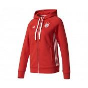 Veste à capuche adidas Bayern Munich Rouge Femme