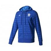 Veste à capuche adidas Chelsea Bleu