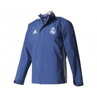 Veste adidas Real Madrid Bleu