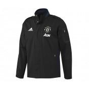 Veste coupe vent adidas Manchester United Noir