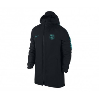 Veste de Stade Nike FC Barcelone Noir