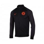 Veste entraînement Nike Manchester City Strike Dry Noir