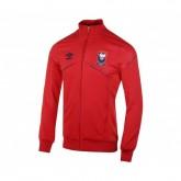Veste entraînement Umbro SM Caen Rouge