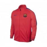 Veste survêtement Nike Barcelone Rouge