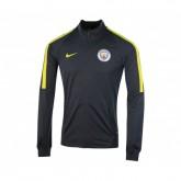 Veste survêtement Nike Manchester City Gris