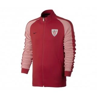 Veste zip Nike Authentic N98 Bilbao Rouge